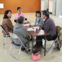 漆山デイサービスボランティア交流会が開催されました